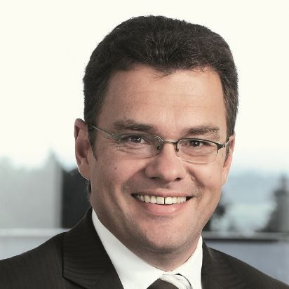 Axel Schmied, Country Operations Manager des Geschäftsbereichs Mittelstand für den deutschsprachigen Raum beim ERP-Spezailisten Sage.