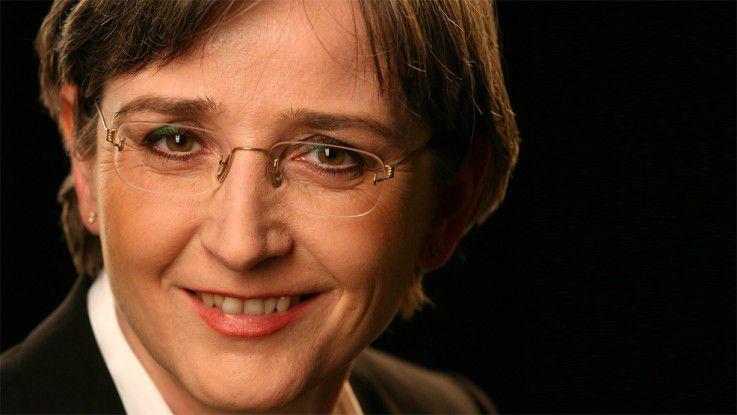 """Anke Sax, Commerzbank: """"Frauen freuen sich über eine neue Aufgabe, fragen aber nicht nach mehr Gehalt."""""""