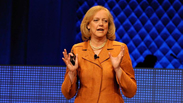 HP-Chefin Meg Whitman.