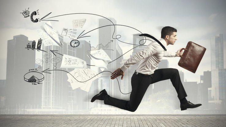 IT-Freiberufler arbeiten im Durchschnitt mehr als Festangestellte, haben weniger Freizeit und fühlen sich mehr unter Druck.