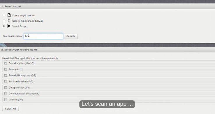 App-Ray testet Android-Apps automatisch auf Schwachstellen, Datenlecks und Einhaltung definierter Sicherheitsvorgaben.
