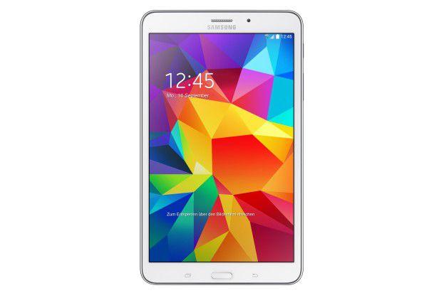 Das Samsung Galaxy Tab 4 8.0 ist ab sofort erhältlich