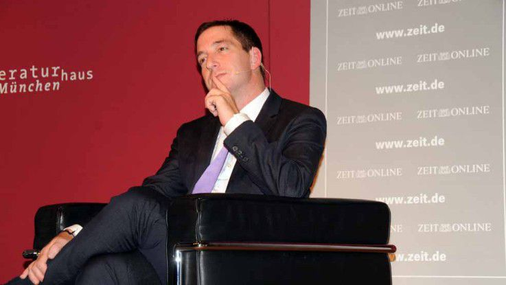 """Glenn Greenwald:"""" Also da kann man schon ein ziemlich schlechtes Gefühl bekommen."""""""