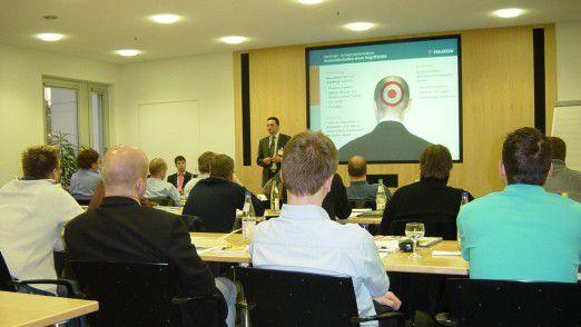 Ein Highlight des Storage & Security-Days am 3. Juli 2014 in München bildet sicherlich die anderthalbstündige Live-Hacking-Session.