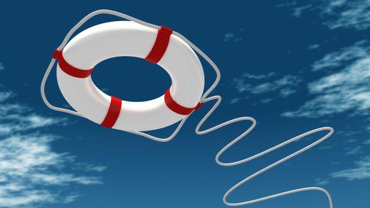 Ist ein Projekt erst einmal in Schieflage geraten, braucht es schnelle und entschlossene Rettungsmaßnahmen.