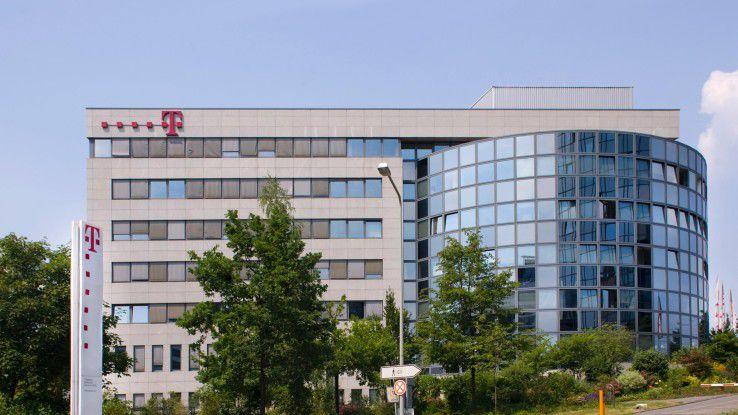 Die T-Systems-Zentrale in Frankfurt am Main: Hier wurden die umfangreichen Umstrukturierungen geplant.