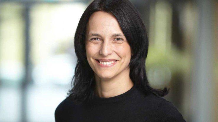 Ingrid Aguilera-Fichter arbeitet als Personalreferentin bei Vector Informatik.