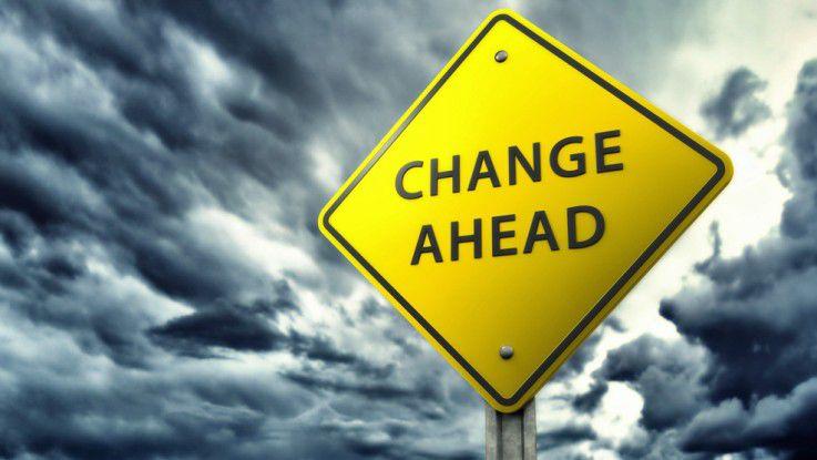 Die Digitale Transformation verändert nicht nur die Technologie, sondern auch die Prozesse im Unternehmen.
