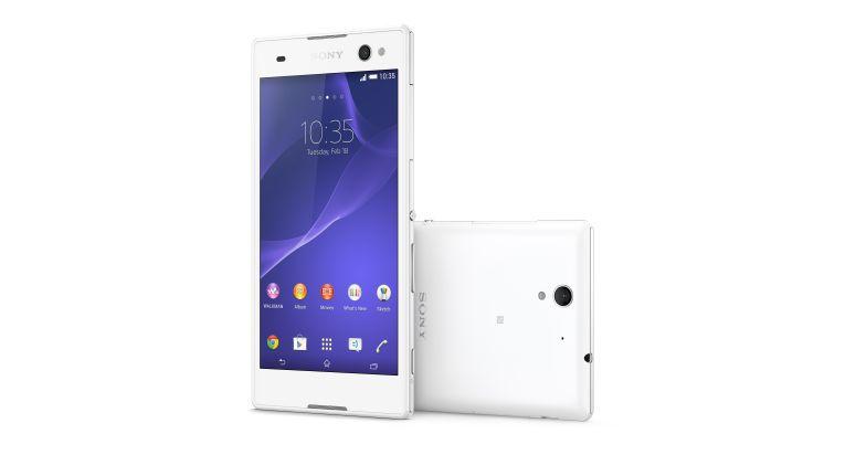 Sony Xperia C3: Der Preis des Mittelklassegeräts ist noch nicht bekannt.