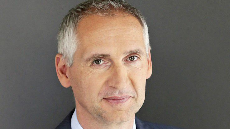 Georg Rueff ist Geschäftsführer der Personalberatung Vesterling in München.