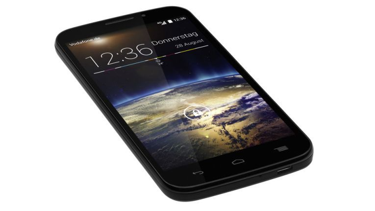 Preiswertes LTE-Smartphone: Vodafone Smart 4 Power