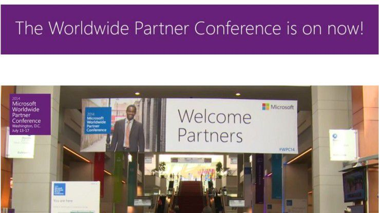 Die weltweite Partnerkonferenz findet in diesem Jahr von 13. bis 17. Juli in Washington D.C. statt.