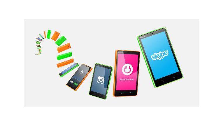 Nokia X2: Microsoft lässt die Luft raus.