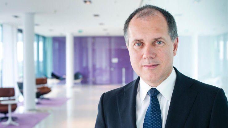 Frank Riemensperger ist Vorsitzender der Geschäftsführung von Accenture Deutschland