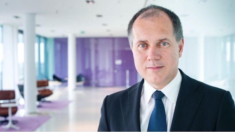 Frank Riemensperger, Vorsitzender der Geschäftsführung von Accenture Deutschland und Präsidiumsmitglied des ITK-Branchenverbands Bitkom.