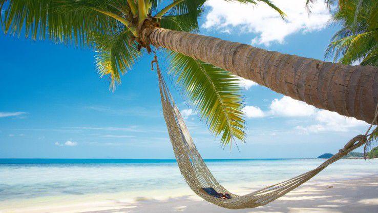 Wie viele Tage der Urlaubsanspruch eines Arbeitnehmers umfasst, hängt von der Zeit ab, während der das Arbeitsverhältnis besteht.