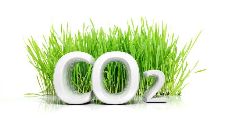 Green-IT sorgt für Emissionsreduktion.