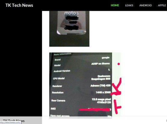 Der Blogger TK Tech News will wissen, dass Motorola noch in diesem Jahr acht neue Smartphone vorstellt.