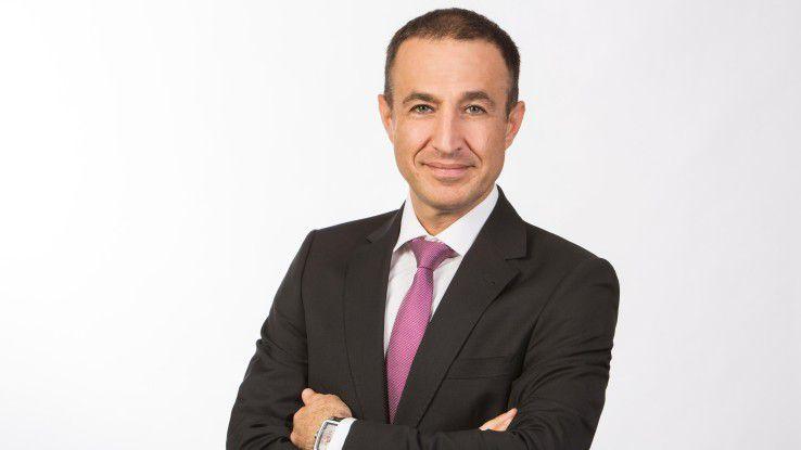 """Wafa Moussavi-Amin, Deutschland-Chef des Marktforschungs- und Beratungsunternehmens IDC: """"Die indischen Service- Provider haben im vergangenen Jahr um mehr als 20 Prozent in Deutschland zugelegt."""""""