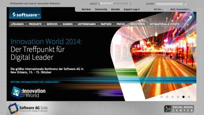 Best in Big Data 2014: Die besten Big-Data-Projekte - Software AG und Royal Dirkzwager machen Schiffsverkehr effizienter