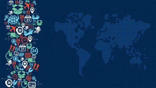 Hellmann Worldwide Logistics ist weltweit in 157 Ländern aktiv.