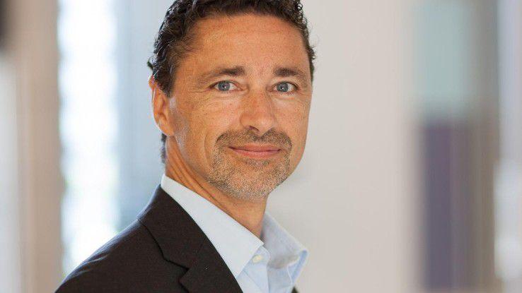 Personalberater Michael Fuchs hat sich auf den SAP-Arbeitsmarkt spezialisiert.