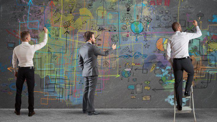Bei großen IT-Projekten braucht die IT von Anfang an eine starke Rolle.