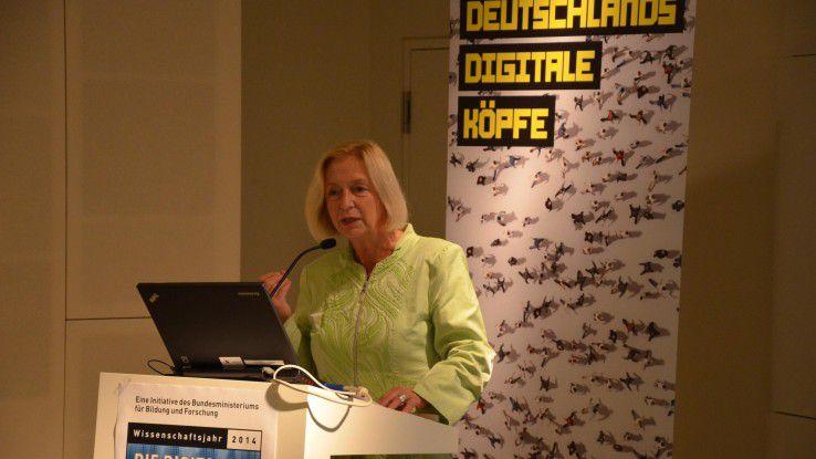Bildungsministerin Johanna Wanka (CDU) weiß um die Missstände.