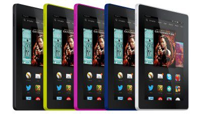 Kindle Voyage, Kindle Fire HD 6/7, HD Kids, HDX 8.9: Amazon bringt neue E-Reader und Fire-Tablets - Foto: Amazon