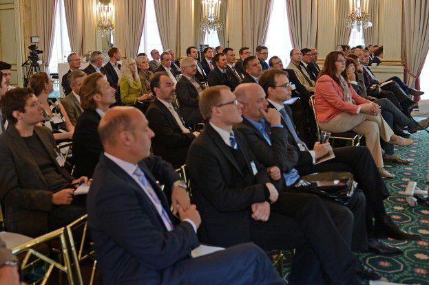 """CITE steht für """"Consumerization of IT in the Enterprise"""". Zum ersten Mal fand die Konferenz auch in Deutschland statt."""