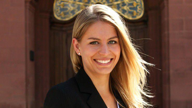 Katja Andes hat Sunny Office im April 2013 in Berlin gegründet.