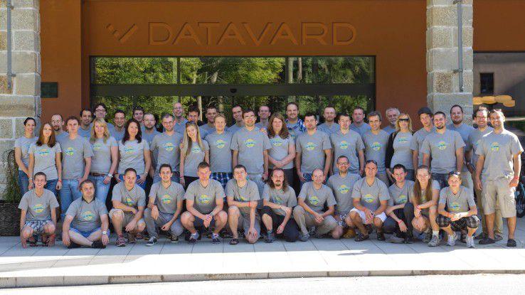 Gerade bei internationalen Projekten ist es wichtig, daß sich alle Beteiligten auch persönlich kennen. Hier das Team des Beratungsunternehmens Datavard, bestehend aus fünf verschiedenen Nationalitäten.