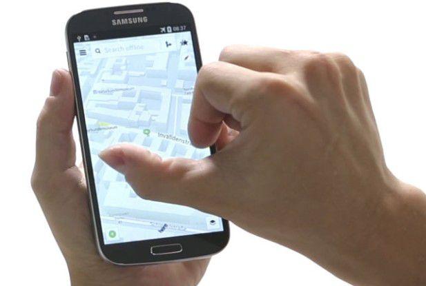 Nokia: Here Maps ab sofort für alle Android-Smartphones zum Download on