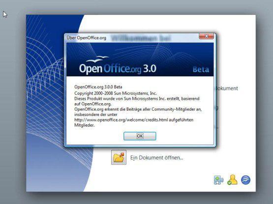 Mit der Version 3.0, die derzeit als Beta vorliegt, möchte OpenOffice seine Erfolgsgeschichte fortschreiben.