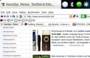 Noch vor Jahresende erhältlich: Firefox Mobile