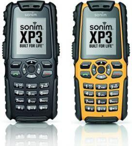 Die hard: Der Bruce Willis unter den Mobiltelefonen, das Outdoor-Handy Sonim XP3