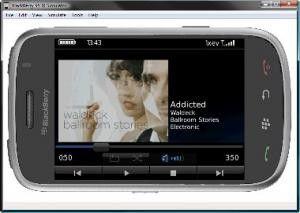 Blackberry Device Simulator: Blackberry Storm zum Ausprobieren