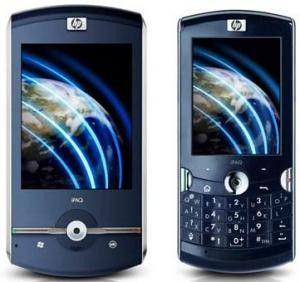 Neue Business-Smartphones von HP ab November bei Vodafone.