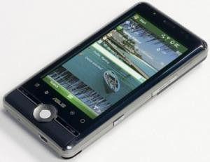 Asus Galaxy 7: Smartphone mit Windows Mobile 6.1