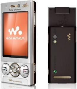 Sony Ericsson W705: Neuer Walkman zum Telefonieren.