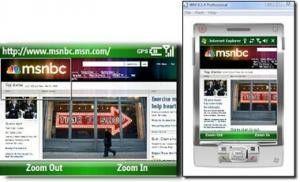 Internet Explorer Mobile 6