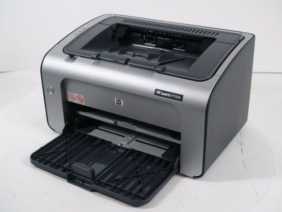 HP Laserjet P1006: Kompakt und flott
