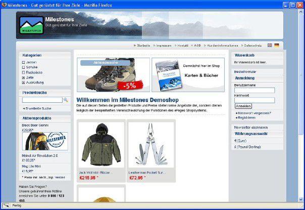 Der Verkauf von Services und Waren über das Internet boomt. Bücher fb7e3ab8da