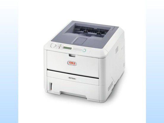 Oki B410dn: Laserdrucker mit Netzwerkanschluss und toller Druckqualität