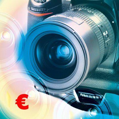 Vergleichstest: Die besten DSLRs bis 600 Euro