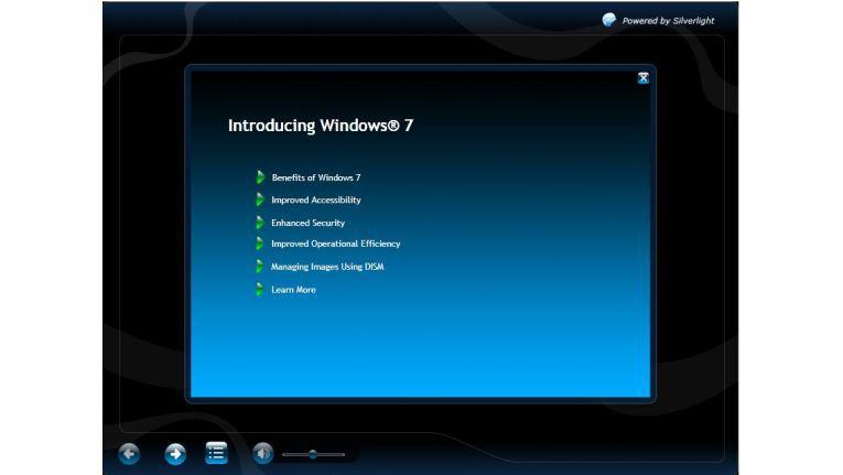 12 Lern-Videos für Windows 7 von Microsoft.