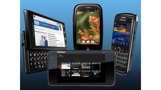 Mobile Betriebssysteme.