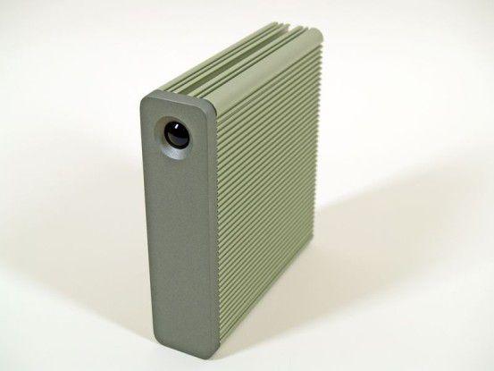 2 TB im Designer-Look: Lacie d2 quadra