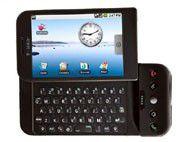 Wie alles begann: Das T-Mobile G1 von 2008 (hierzulande 2009)