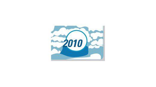 Die 9 Newcomer-Seiten und Services 2010.
